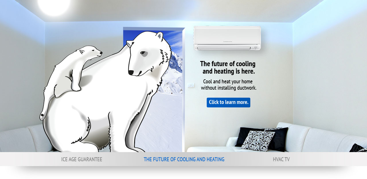 The Future of Heating and Cooling